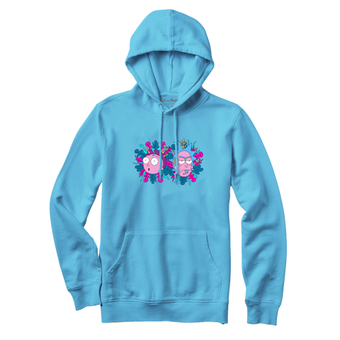 DIRTY P R&M PULLOVER HOOD