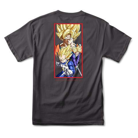 DBZ DIRTY P TEE