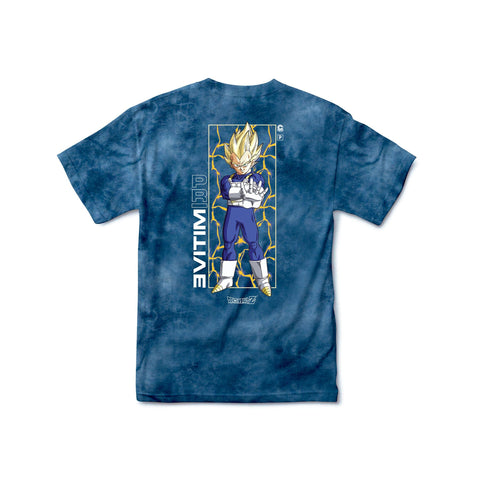 VEGETA GLOW WASHED SS TEE