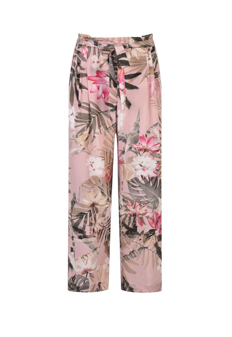 Pant - 7/8 Summer Tropical Wide Leg by JUMP