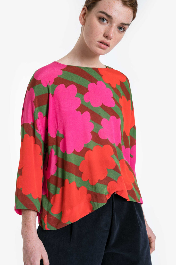 Love and Fury Blouse