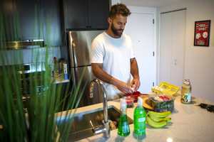 How Paul Rabil, Lacrosse Player, Spends His Sundays