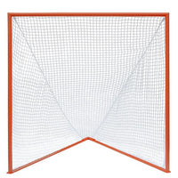 Lacrosse Goal High School/College Game Goal 6'x6'x7' by CrankShooter™ 118 lbs. Heavy 6mm or 7mm WHITE Net Included-Free Shipping