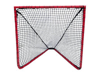 Lacrosse Goal - 4x4x4 Box Lacrosse Goal 26 lbs-INCLUDES 5mm Black CrankShooter™ Net-FREE SHIPPING