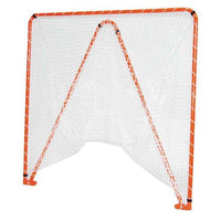 Lacrosse Goal-Folding w/4mm, 5mm or 6mm WHITE net-35 lbs 6'x6'x7' by CrankShooter™ FREE Shipping.