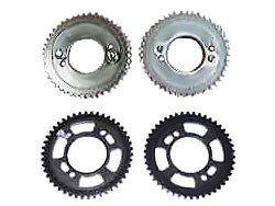EX500 adjustable and lighted Cam Gears