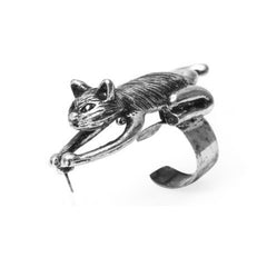 Cat Whisperer Ear Cuff