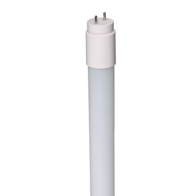 Luxrite 24in - 12w Single Tube 2-Pin G13 Base 3000K Soft White Fluorescent Tube