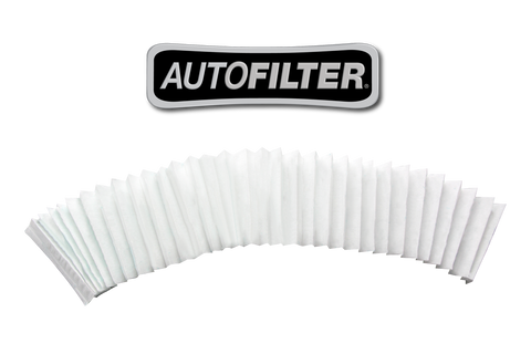 AutoFilter Filter Pack - 50 Count P/N: 48-0037