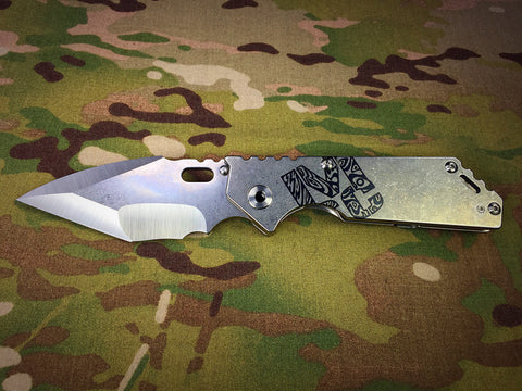 Mick Strider Custom GB Nightmare Grind Recurve - Free Shipping
