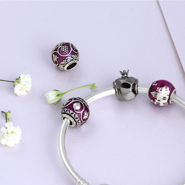 Armenian Charm and Beads for Pandora