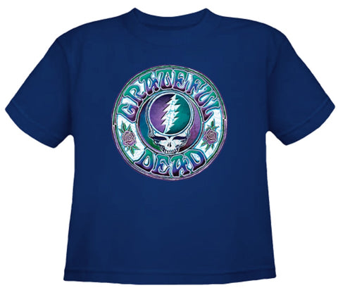 Batik Steal Your Face Youth T Shirt