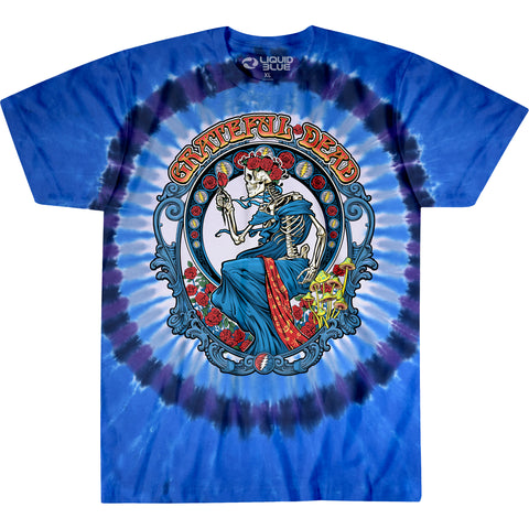 Grateful Dead - Vintage Bertha Tie Dye T Shirt Sizes M - 6XL