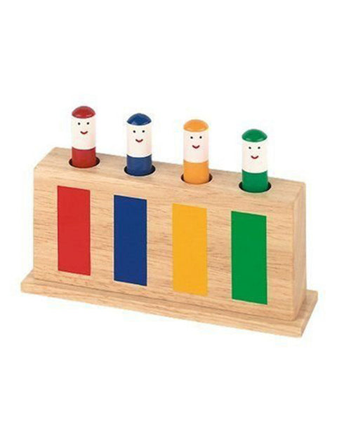 GALT - Wooden Pop Up Toy