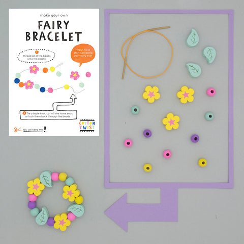 COTTON TWIST- Make Your Own Fairy Bracelet
