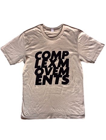 Complex Movements Block T-shirt