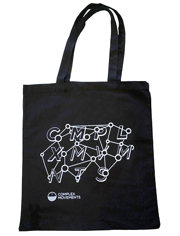 Complex Movements tote bag