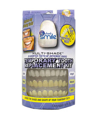 Instant Smile MULTISHADE Patented Temporary Tooth Repair Kit. A Realistic Looking Fix for a Missing or Broken Tooth ( sold by the piece )