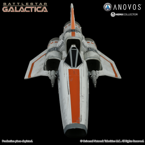 BATTLESTAR GALACTICA™ Classic Colonial Viper Collectible Model