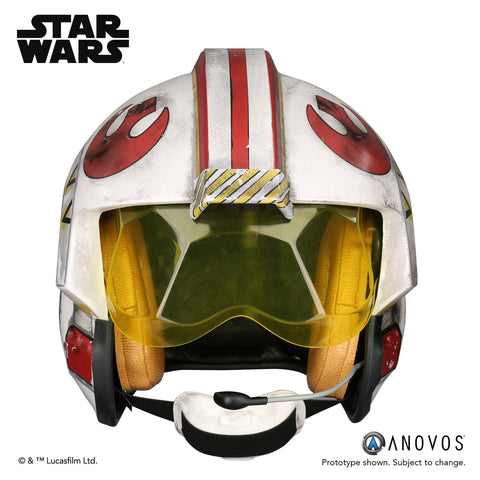 STAR WARS™: Luke Skywalker Rebel Pilot Helmet Accessory
