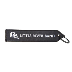 Little River Band Black Keychain