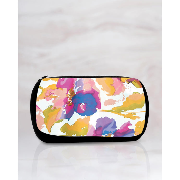 colorful makeup bags