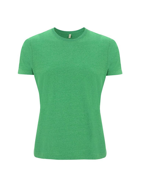 Men's Recycled Organic Cotton & Polyester Explore  T-Shirt
