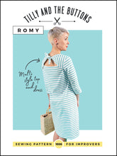 Romy Top and Dress