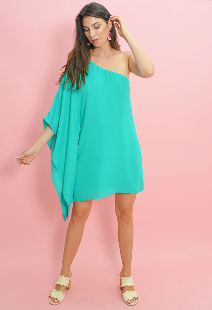 Belize Dress - Green