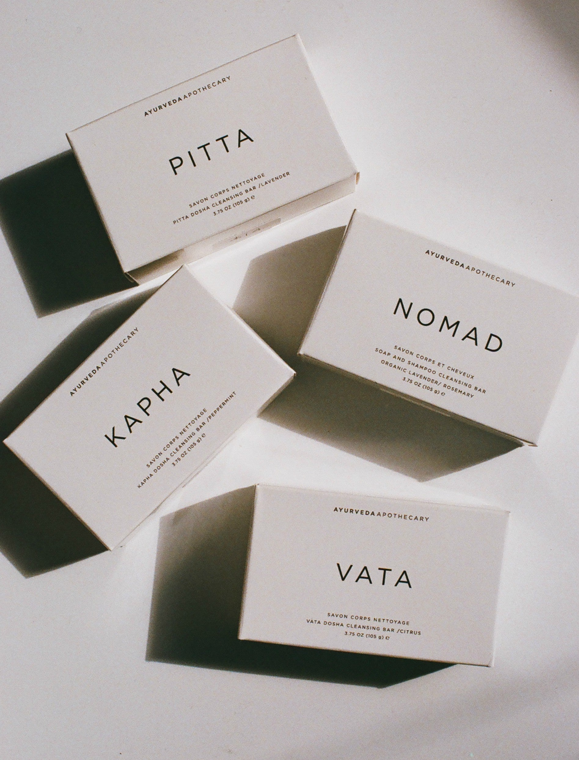 Yoke Vata Dosha Cleansing Bar