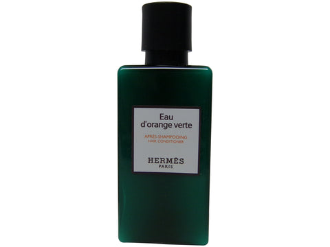 13.5oz (Ten 1.35 Ounce Bottles) Hermes Eau D' Orange Verte Hair Conditioner with D-pantenol Vitamins