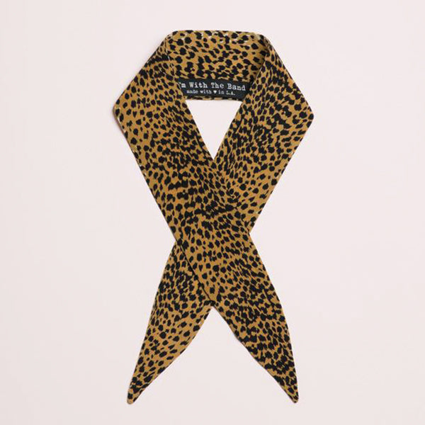 Fox On The Run Scarf Tie