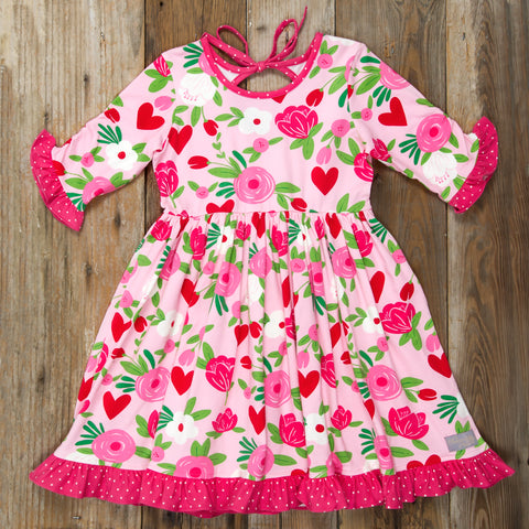 Hugs and Kisses Ashley Dress