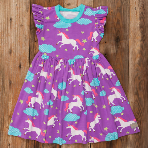 Unicorn Magic Lizzy Dress