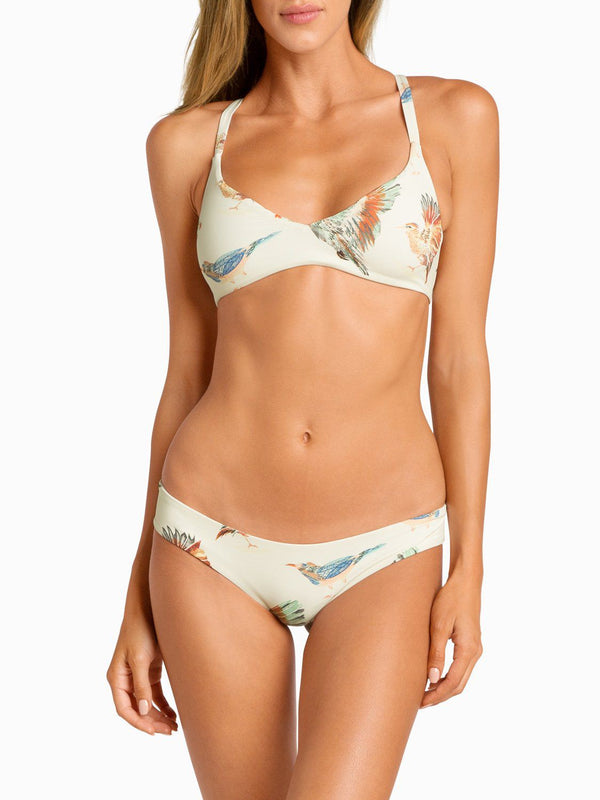 Boys And Arrows Bikini Top Dylan Top - Bird