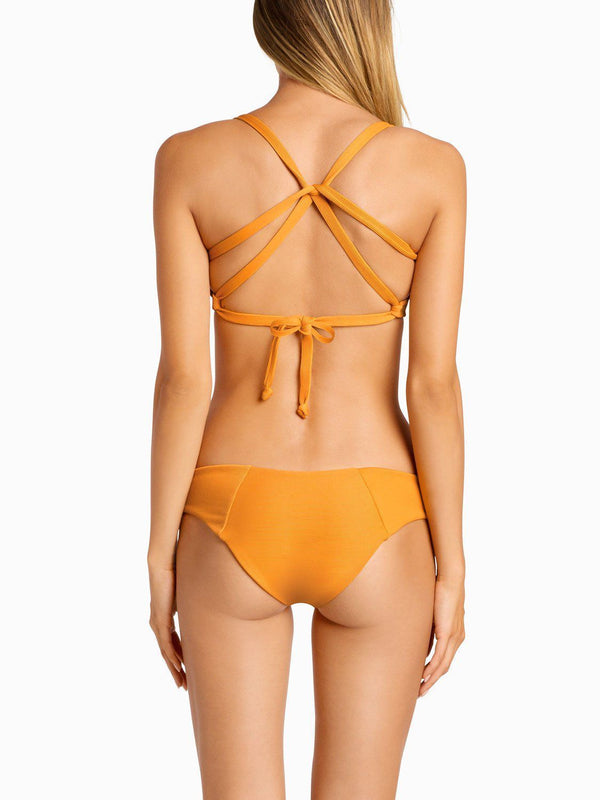 Boys And Arrows Bikini Top XS / Goldilocks Dylan Top - Goldilocks