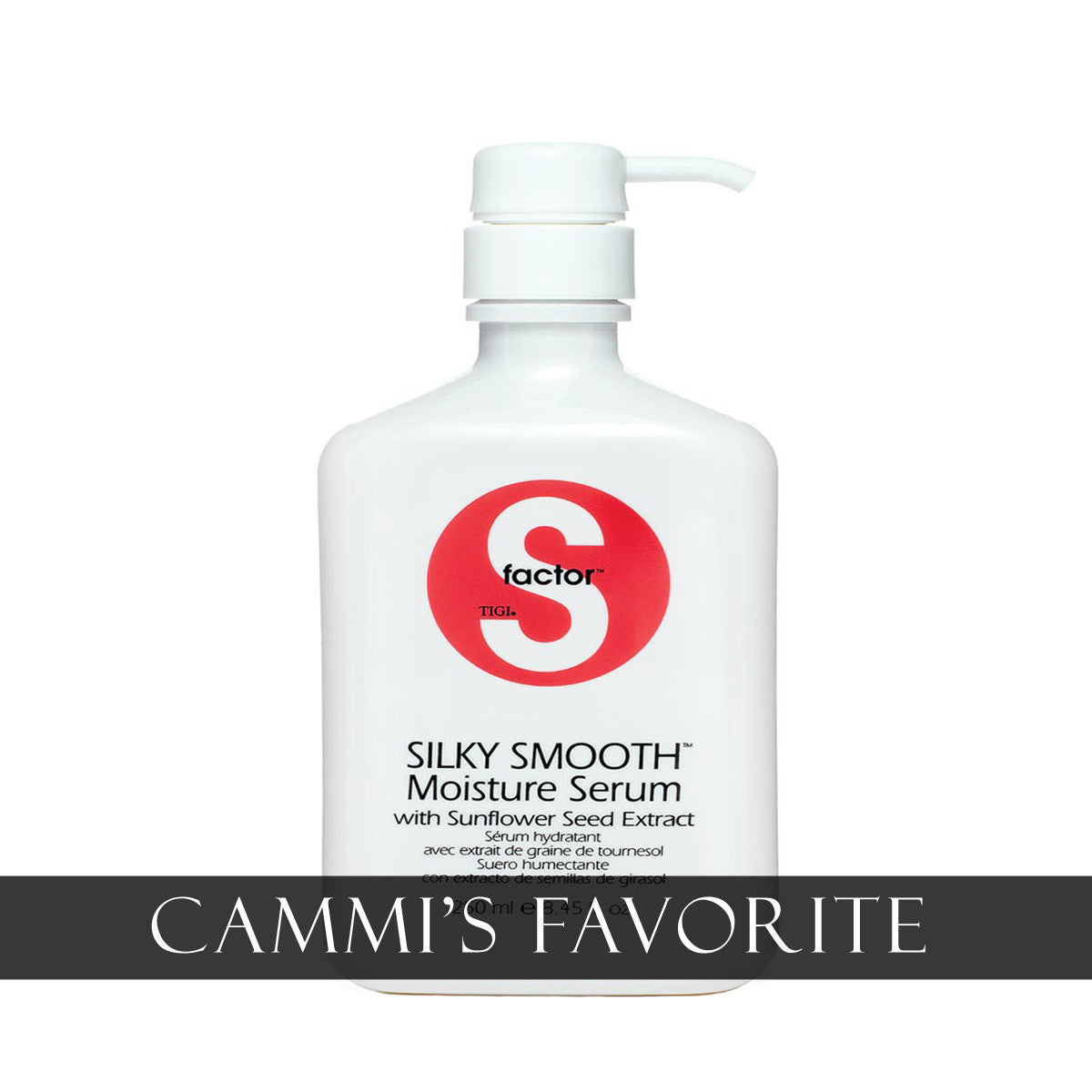 Cammi's Favorite: S Factor Serum