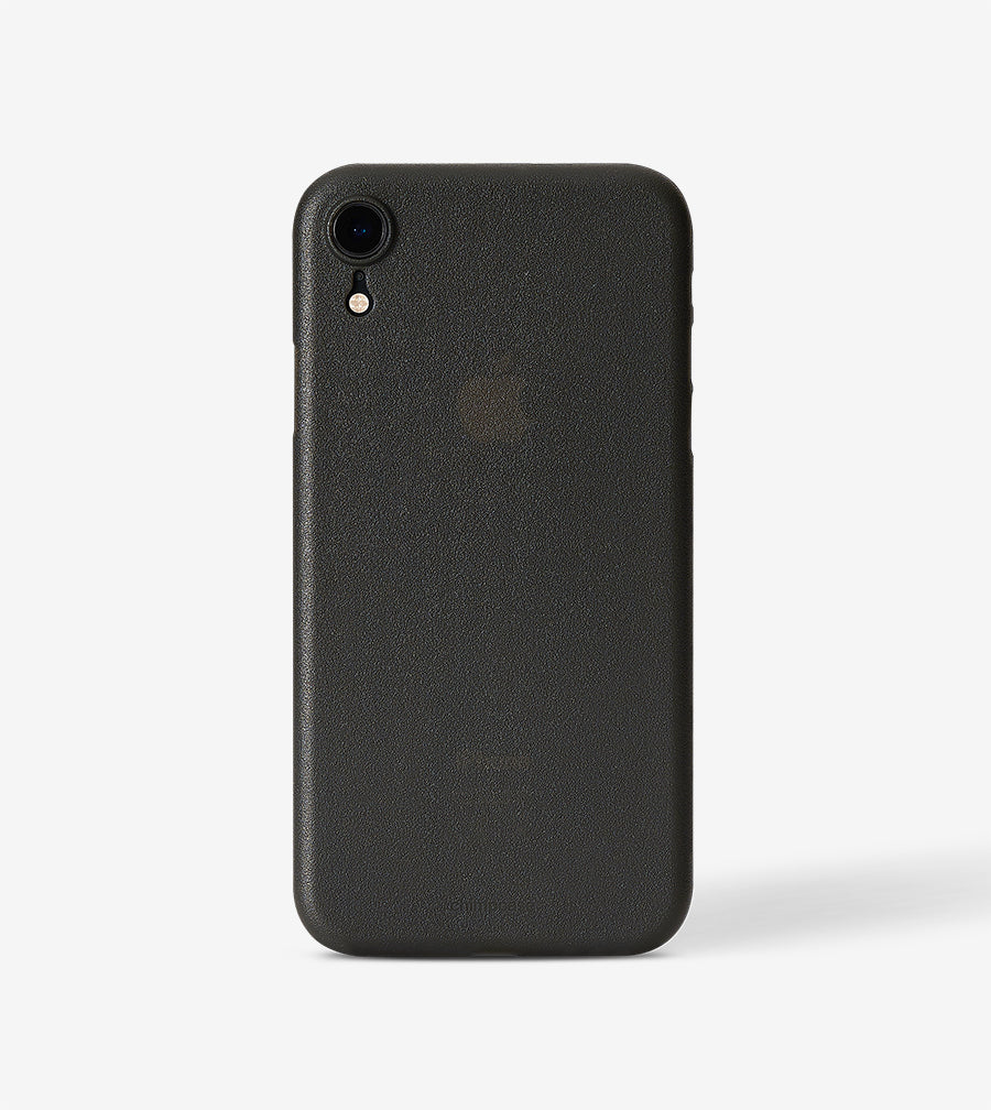 chimpcase iPhone XR Skinny Case - frosty black