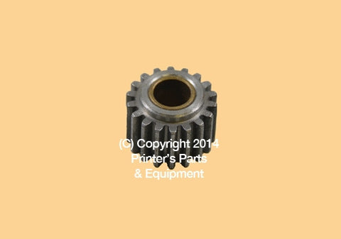 Drive Gear Ink Idler Night Latch STEEL AB Dick All Models