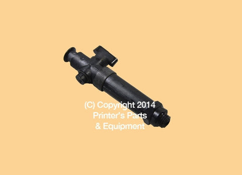 Suction Tube With On/Off Valve for AB Dick All Models