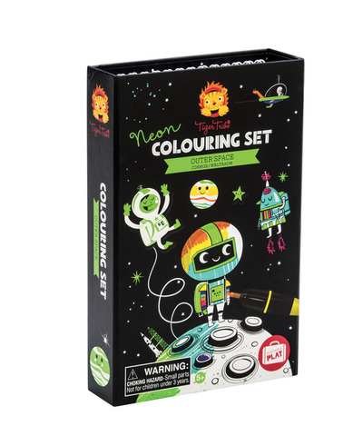 Schylling Outer Space - Neon Color Set
