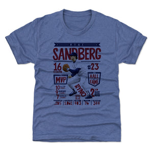 Ryne Sandberg Kids T-Shirt | 500 LEVEL