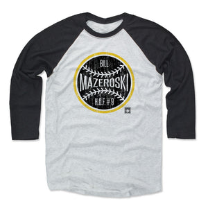 Bill Mazeroski Men's Baseball T-Shirt | 500 LEVEL