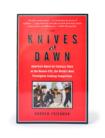 Knives at Dawn Signed Paperback