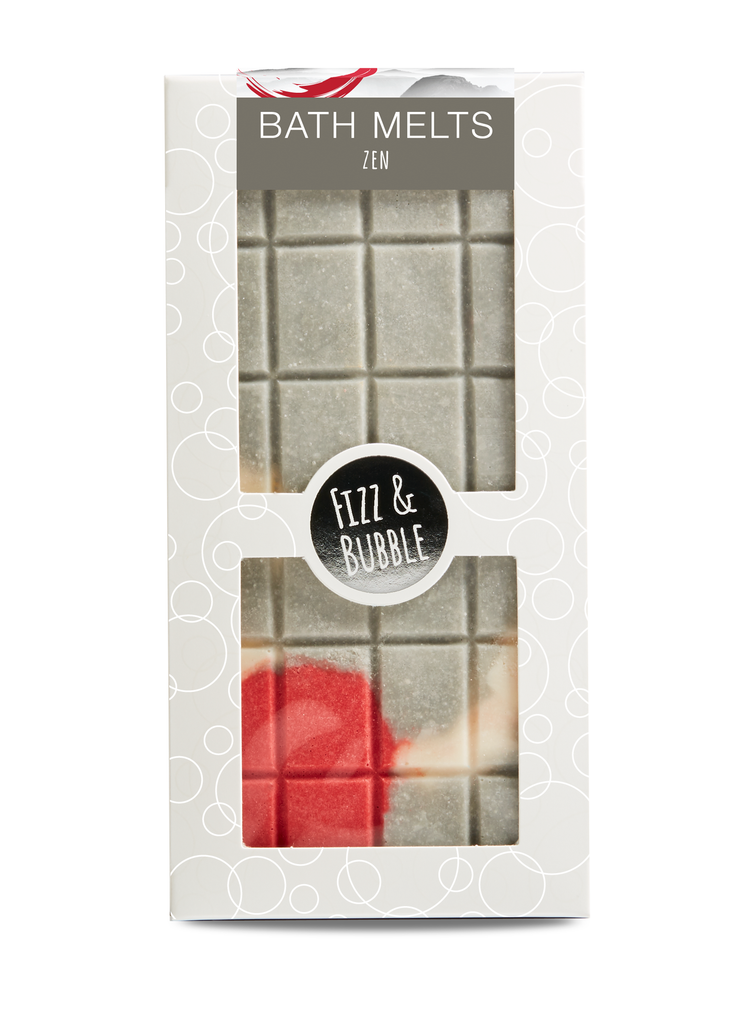 Zen Candy Bar Bath Melt from Fizz & Bubble