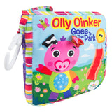 Olly Oinker Goes To The Park Soft Book