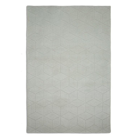 Plantation Rug Co. Illusory Light Grey