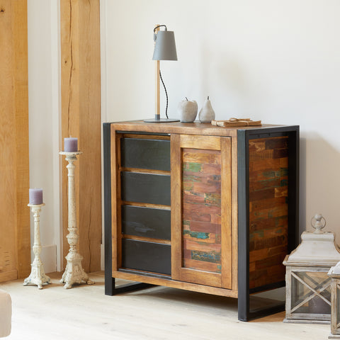 Baumhaus Urban Chic Home Storage Cupboard