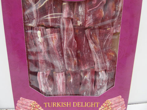 Nature's Turkish Delight w Pistachio & Pomegranate, 300 g
