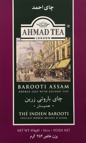 Ahmad Tea London - Barooti Assam (loose tea) - 1lb  from Ahamd
